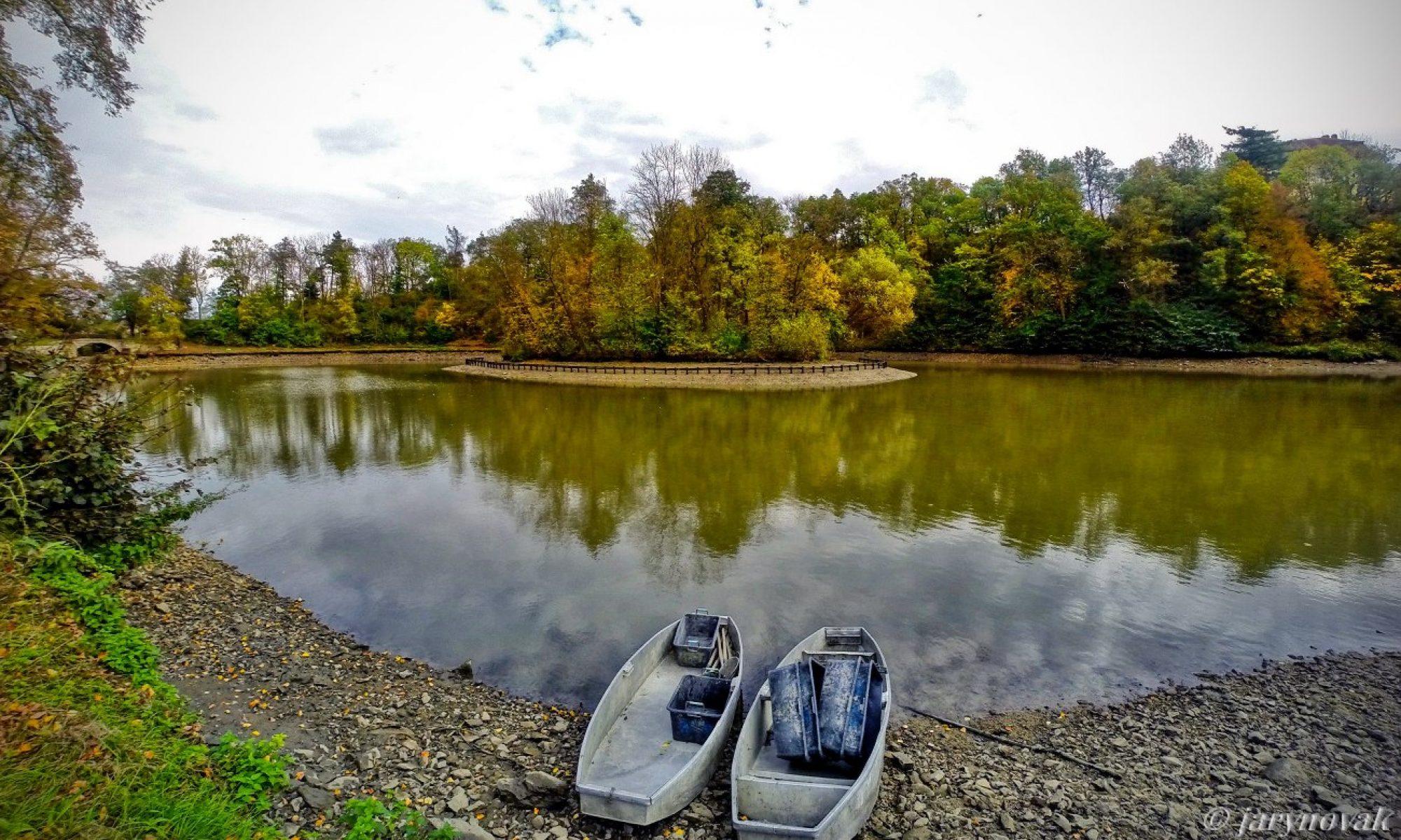 Zámecký rybník Kravsko